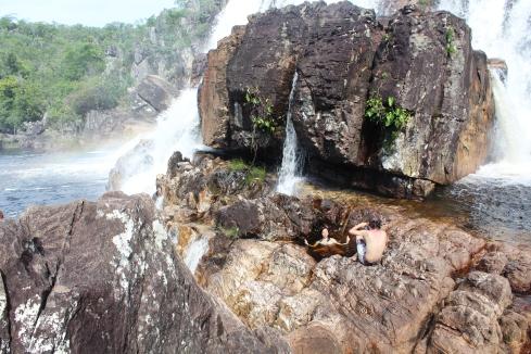Banheira natural nas cariocas!