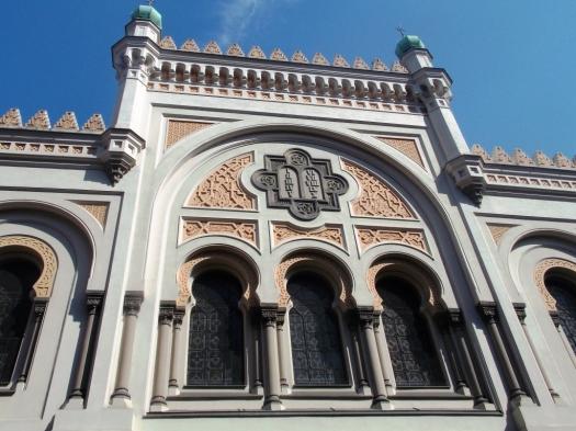 Prague Synagogue Sinagoga de Praga
