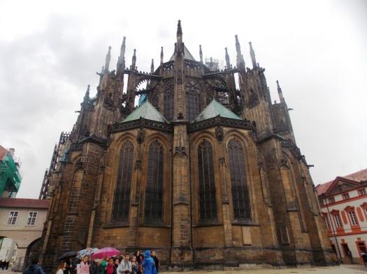 St Vitus Cathedral Catedral de São Vito