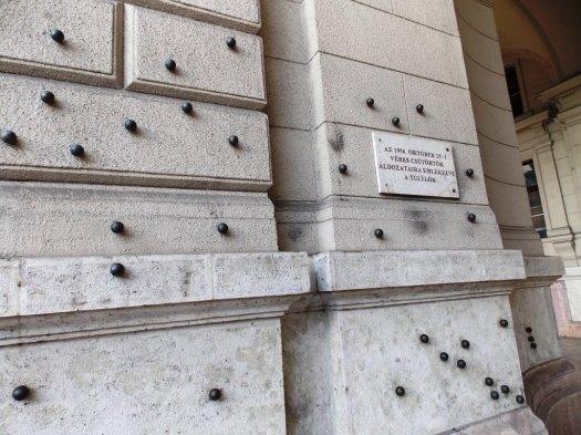 Bullet Marks