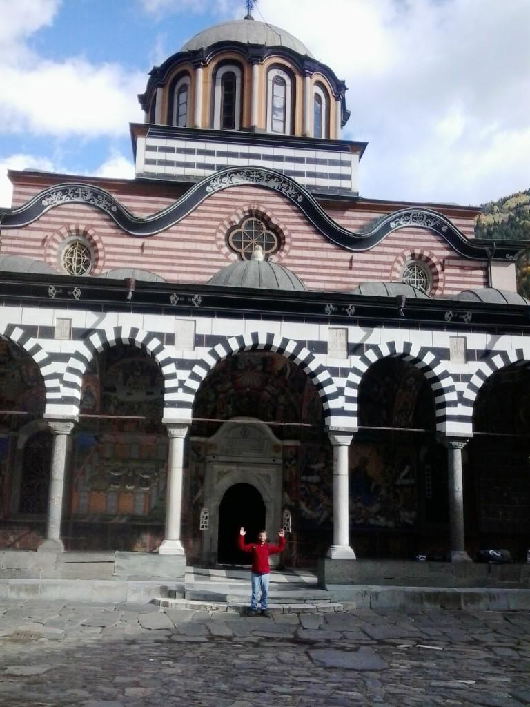 Monastério Rila