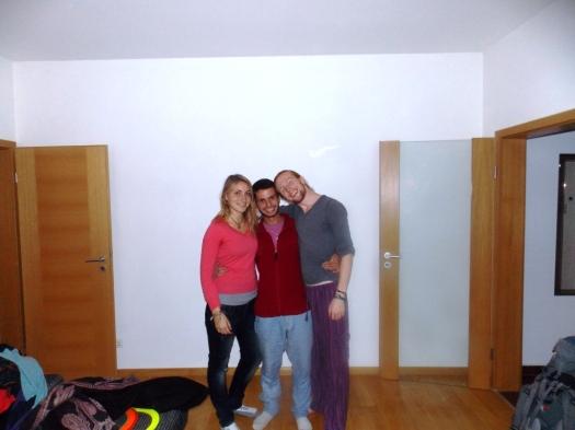 Jackson, Emily and Me