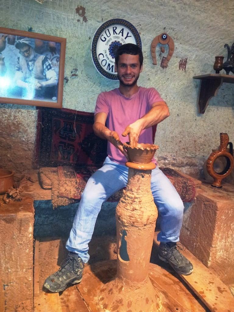 A Arte da Cerâmica