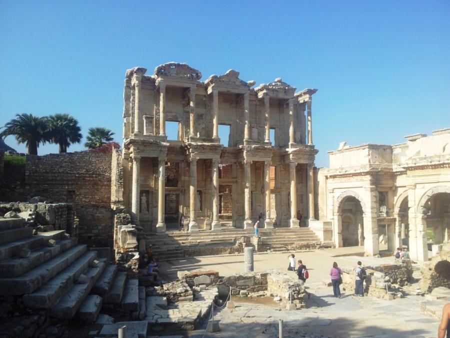 Biblioteca de Celso em Éfeso