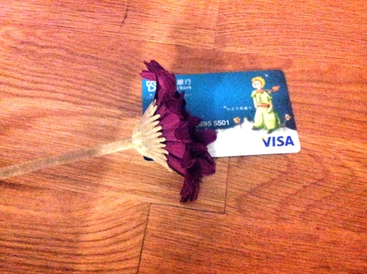 Little Prince Credit Card