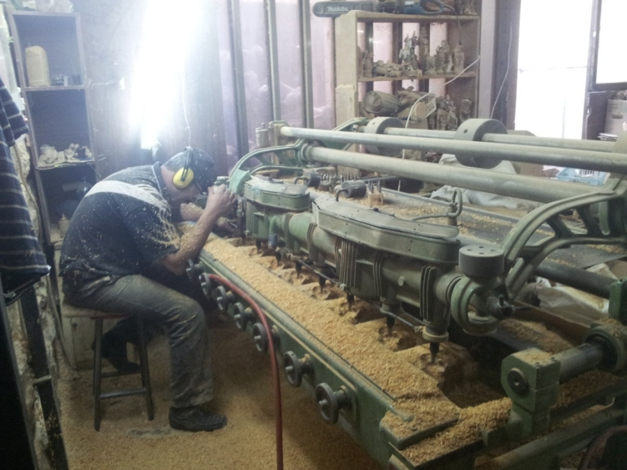Sawmill in Bethlehem