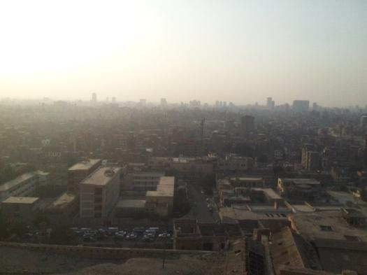 Cairo em Matrix