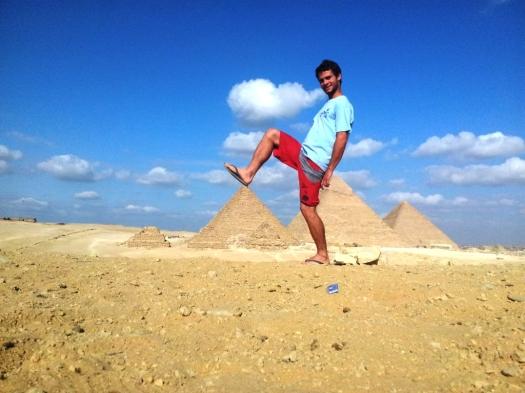 Chutando a Pirâmide