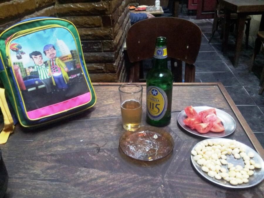 Sim. É possível beber cerveja no Egito.