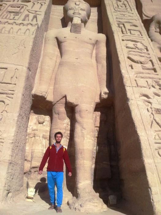 Esculturas de Aswan