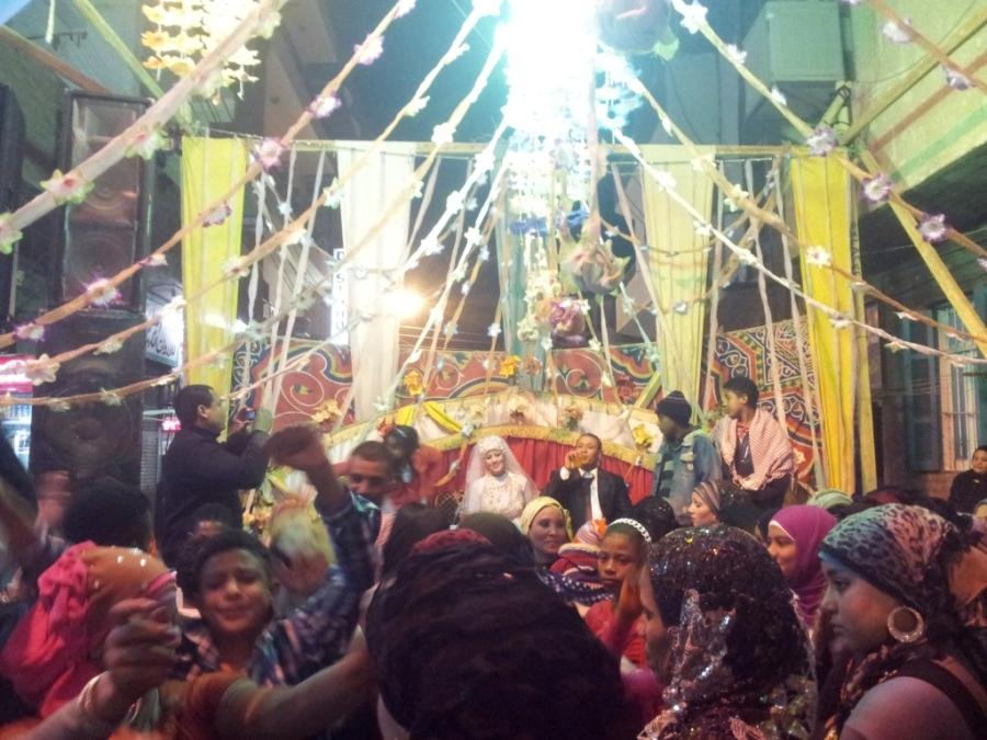 Casamento Muçulmano em Luxor