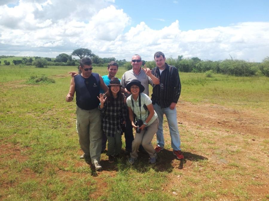 A equipe The Team