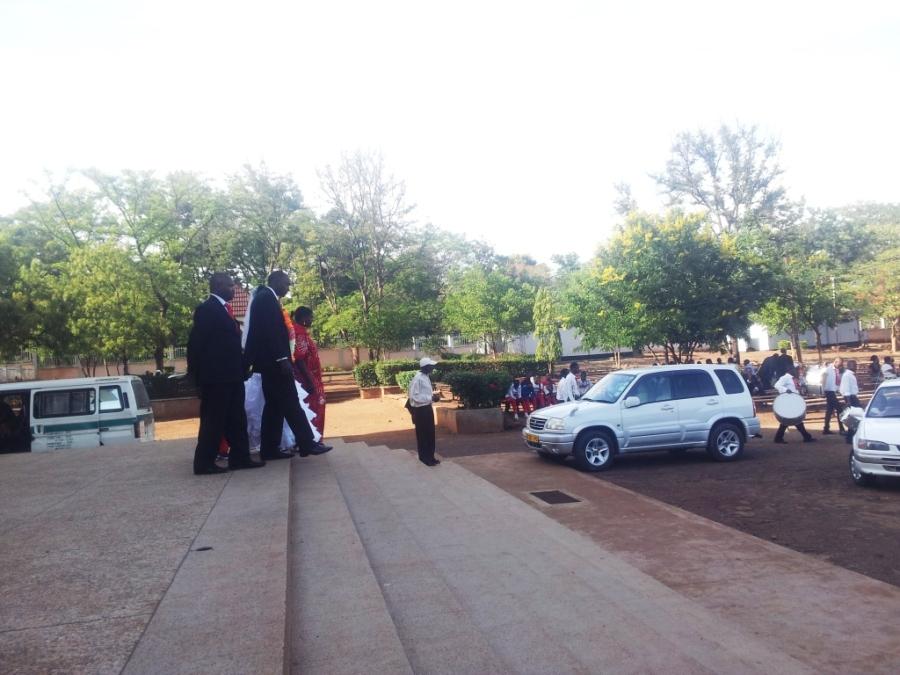 Wedding in Moshi