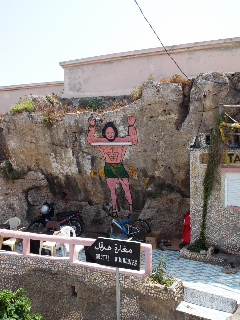 Grottoes of Hercules, Tangier