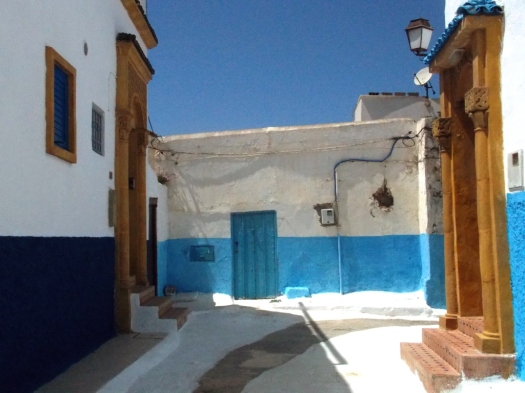 Blue District, Rabat