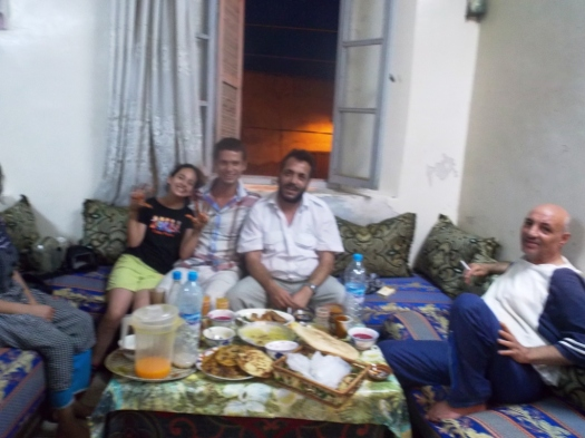 Moroccan Family