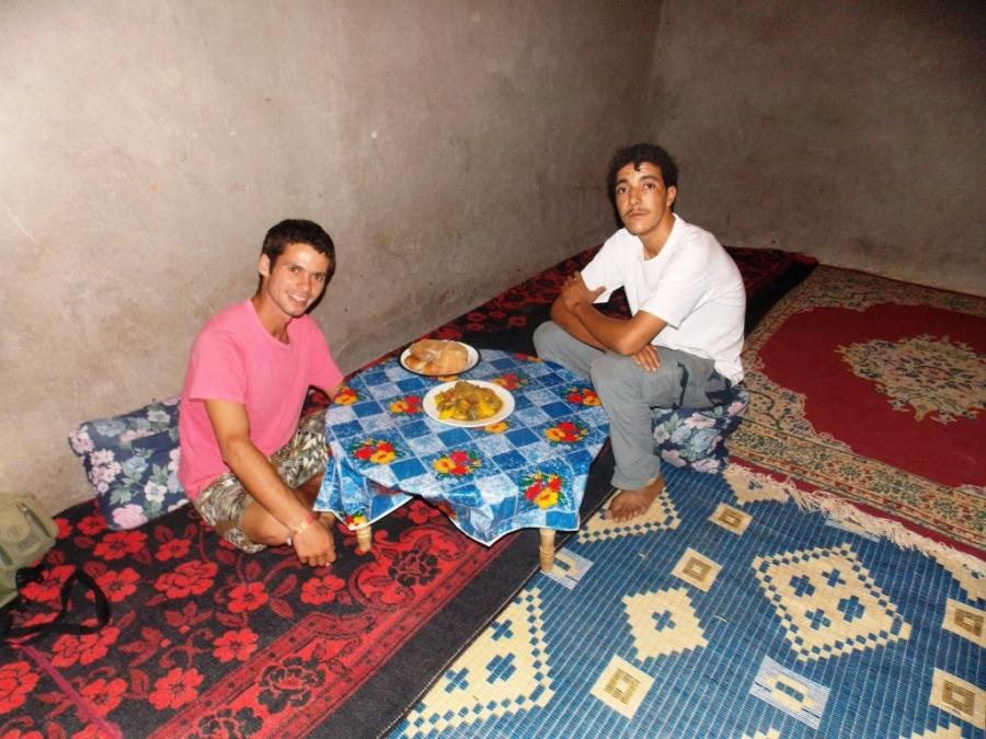 Me and Omar in Zagora