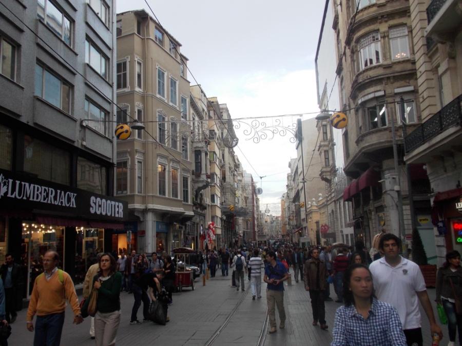 Istiklal Avenue