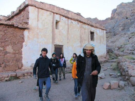 Visita ao Monte Sinai
