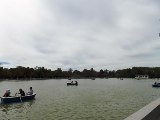 Lake in Madri