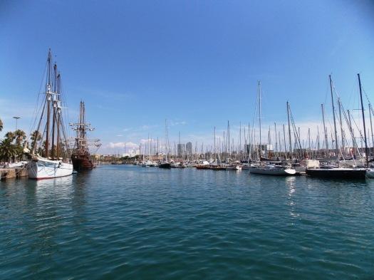 Barcelona Pier
