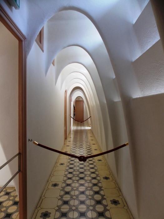Gaudí Aisle