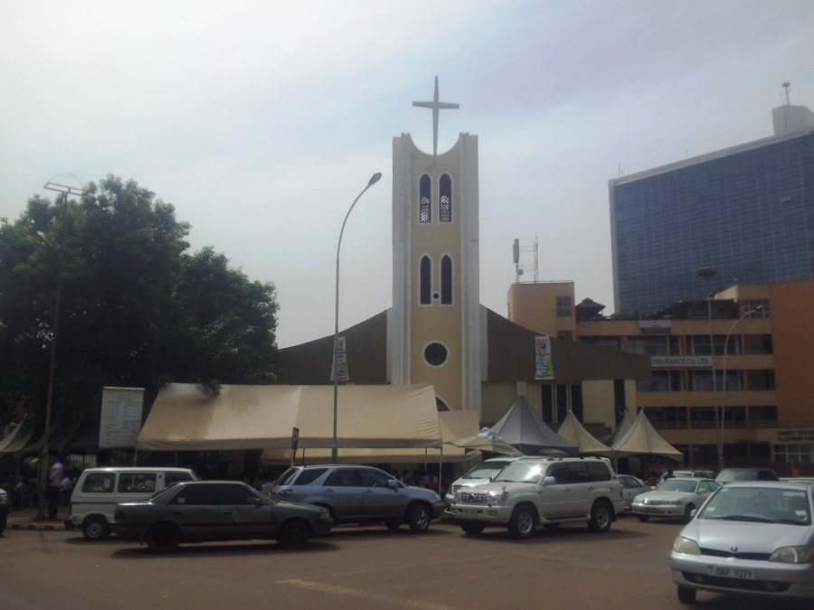 Churchin Kampala