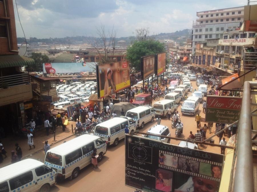 Caos em Kampal@!