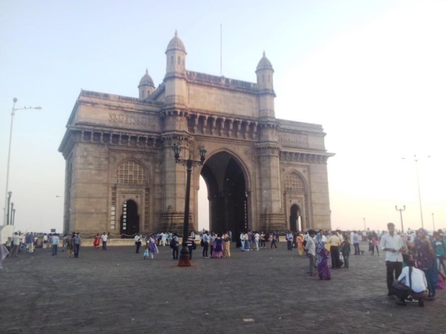 Portão da Índia, Mumbai. India Gate.