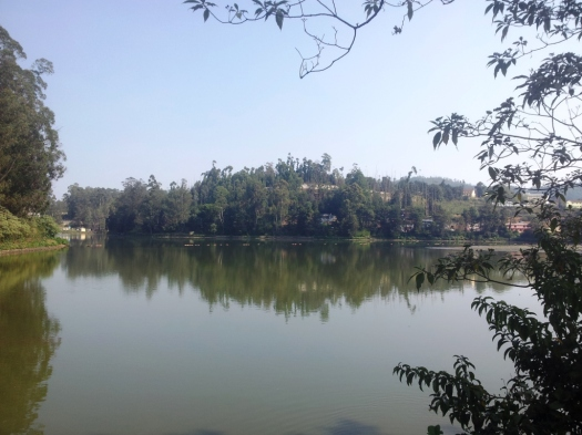 Hampi Lake