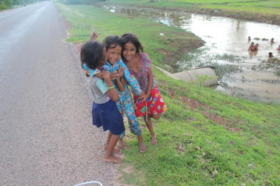 Crianças lindas