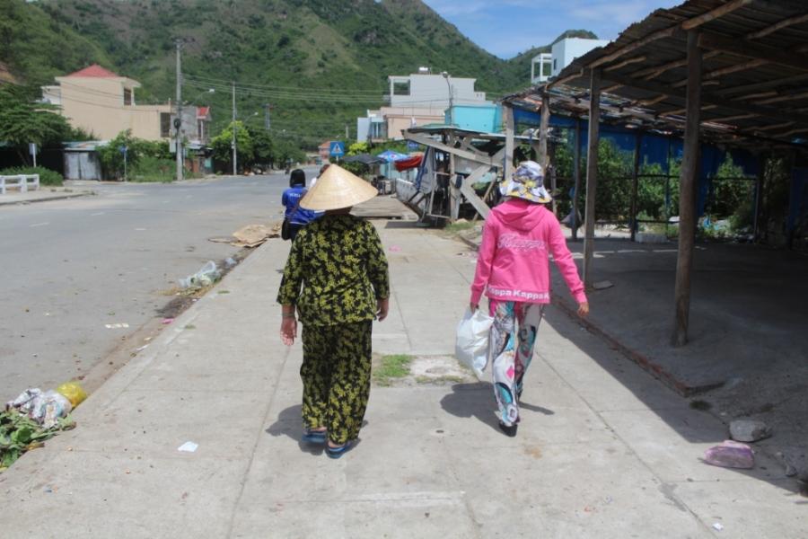 Vietnã e suas roupas