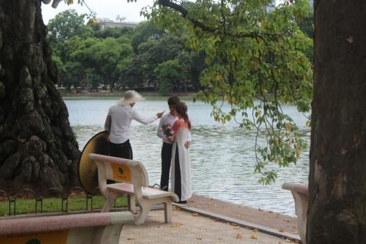 Casamento em Hanói