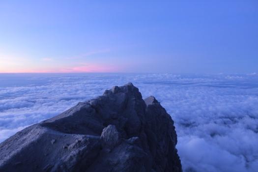 Acima das Nuvens
