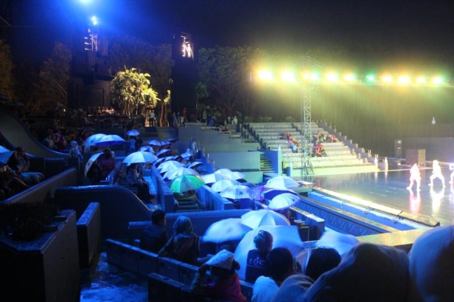 Teatro de guarda-chuva
