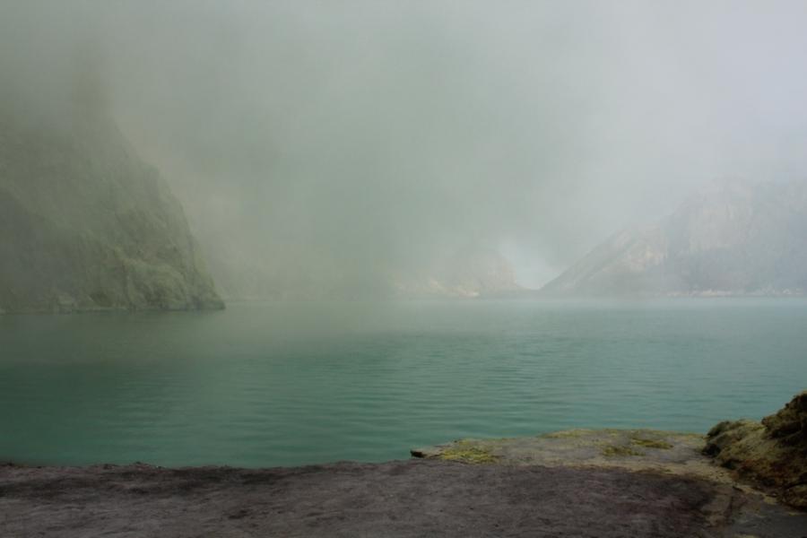 Lago de Enxofre