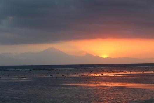 Gili Sunset