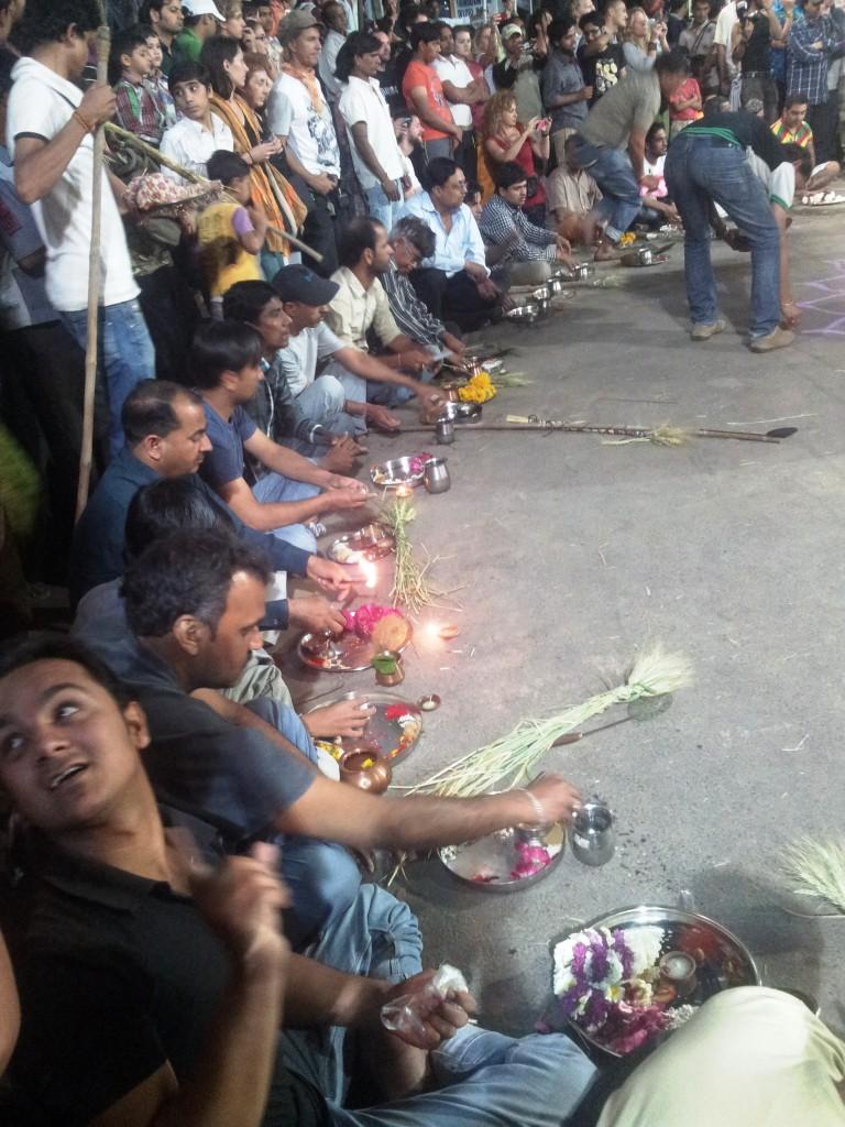 Holi Ceremony