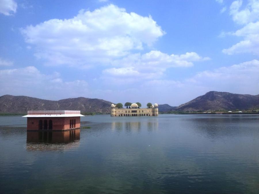 Water Palace (Jal Mahal) in jaipur