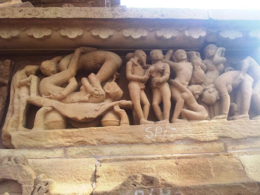 Erotic Sculptures