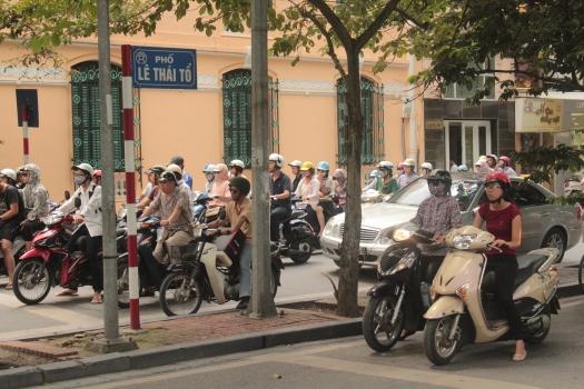 Motos, muitas motos!