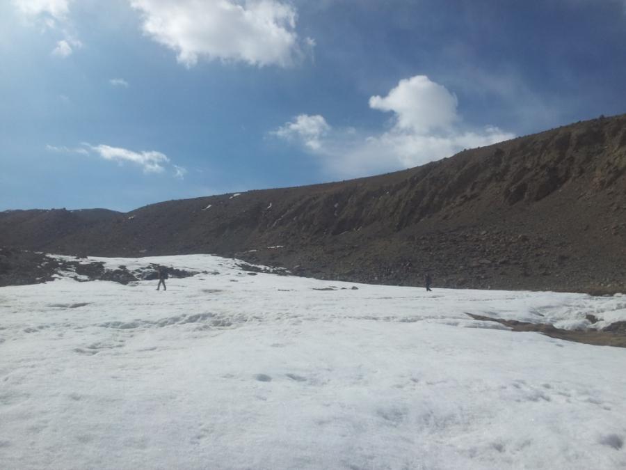 Passagem de gelo