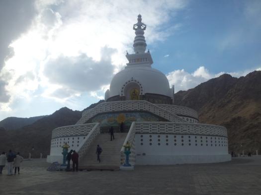 Stupa em Leh